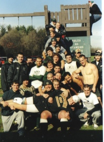 Fall 2006 after Midwest Consolation win over Bowling Green